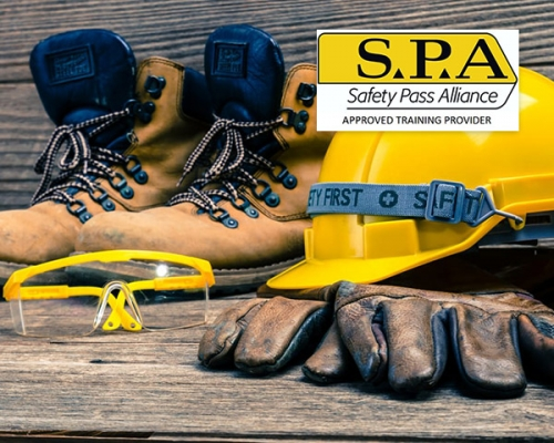 1 Day - Safety Pass Alliance (SPA) Core H&S Course for the ECS   JIB Labourer and Site Support Card